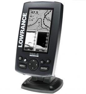Lowrance 000-11214-001 Mark-4 HDI 83/200kHz: