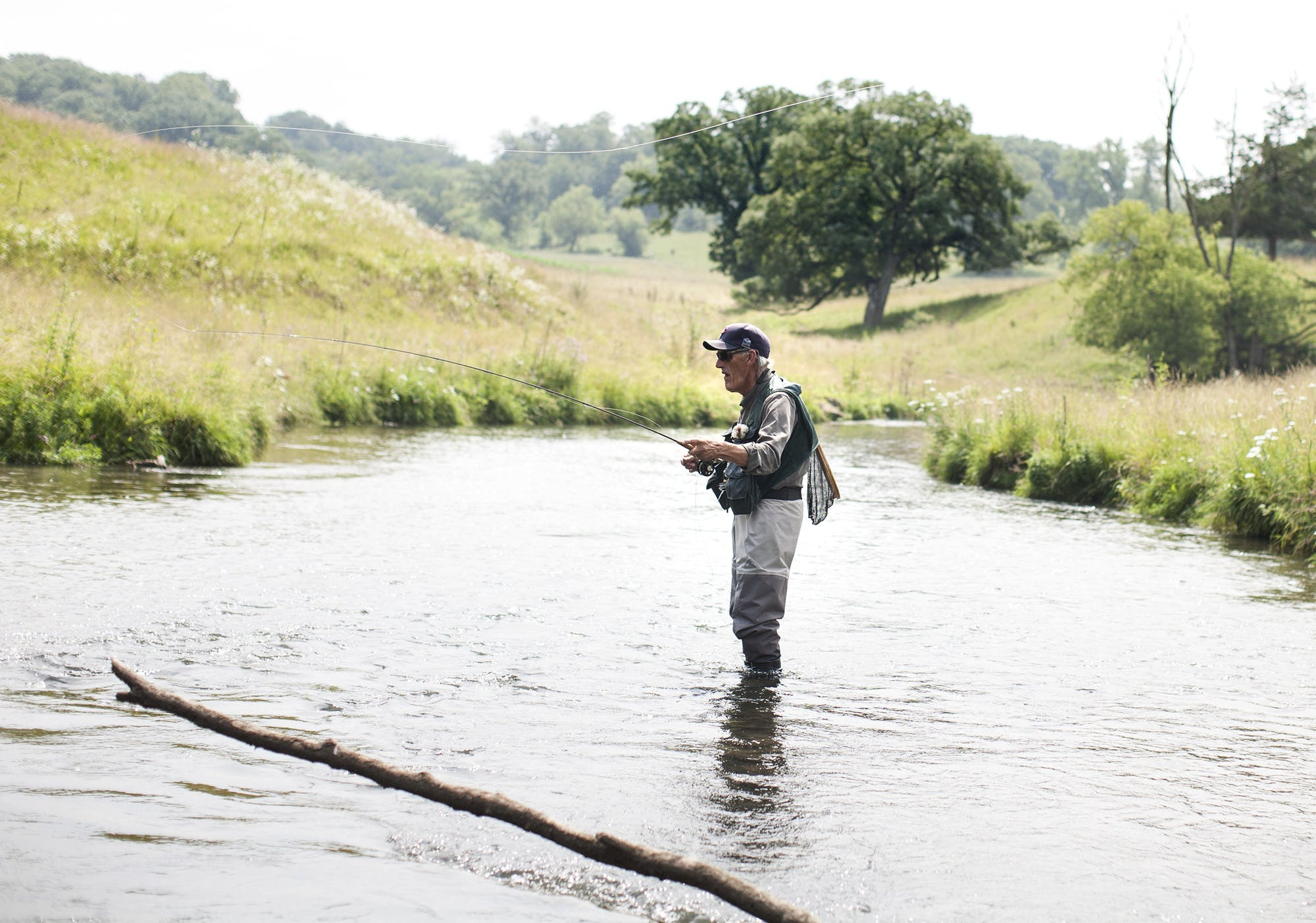 Fishing And The Environment Are Inextricably Linked